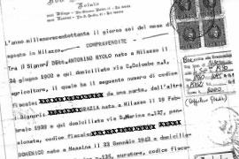 Copia atto notarile online - Trascrizione sentenza conservatoria registri immobiliari ...